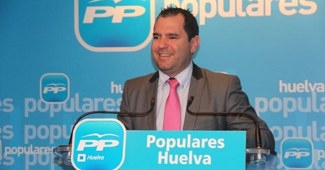 José Domingo Doblado, en rueda de prensa.