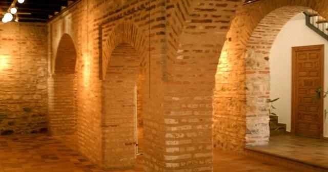 Sala Mudéjar del siglo XV de La Redondela.