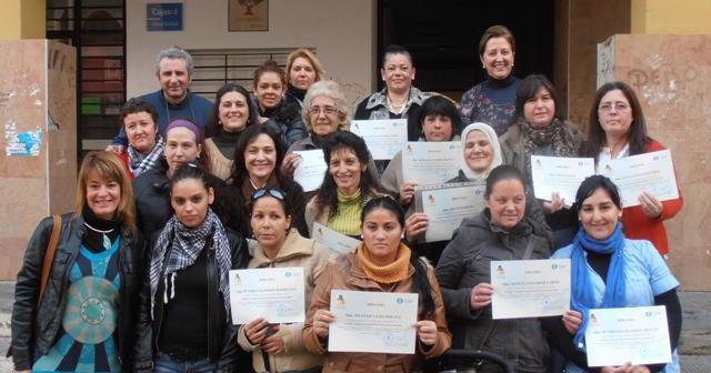 Beneficiarios del programa Gasba.