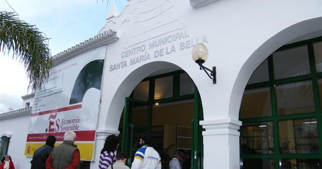 Centro de Mayores de Lepe.