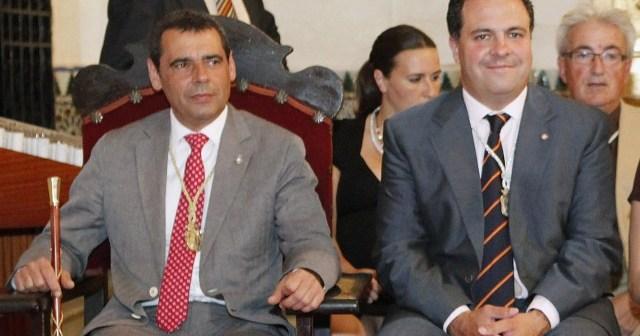 Manuel Bueno y Juan Carlos Duarte.