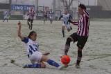Partido entre el Athletic Bilbao y el Cajasol Sporting.