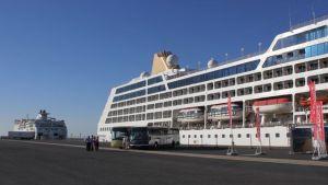 La unión por ferry entre Huelva y Cádiz no ha sido considerada viable por las empresas privadas.