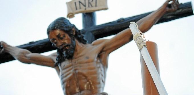 Cristo de la Buena Muerte. (Celia HK)