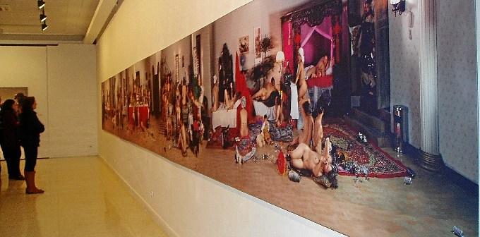 Exposición de Latitudes en el Museo Provincial.