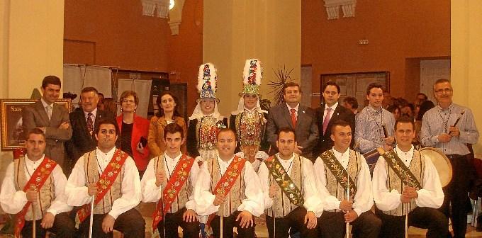Presentación de la romería de San Benito en la Universidad de Huelva.