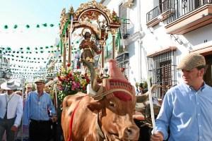 Romería de Cartaya.