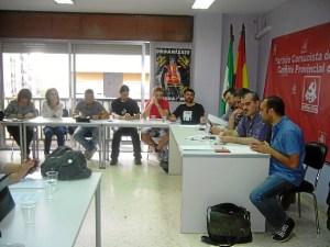 Comité Provincial del PCA.