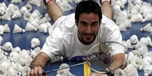 Pablo Abián, jugador del Recreativo IES La Orden.
