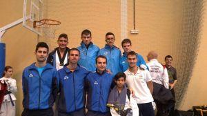 Club Kuroi de taekwondo de La Palma.