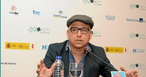 El cineasta mexicano Rafa Lara.