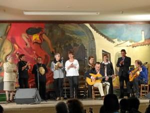 El homenaje a Osorno tuvo un gran éxito.