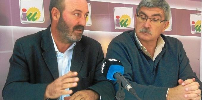 Jiménez y Arazola, en rueda de prensa.