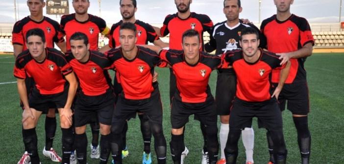 Plantilla del Ayamonte, temporada 2013-14. (Rúa)