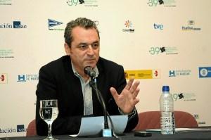 Eduardo Trías, director de la muestra.