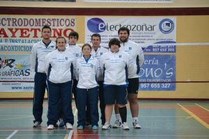 CD Bádminton Huelva.
