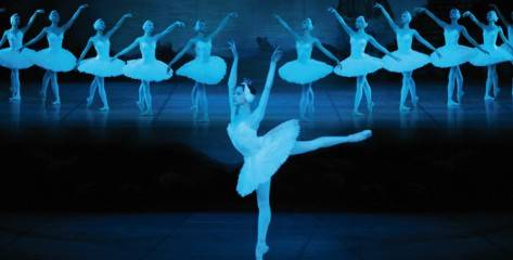 Representación del Russian National Ballet con 'El Casacanueces.