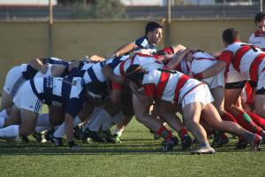 Partido CAR Sevilla-Recreativo Bifesa Tartessos de rugby.
