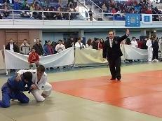 Copa de España de judo en Punta Umbría.