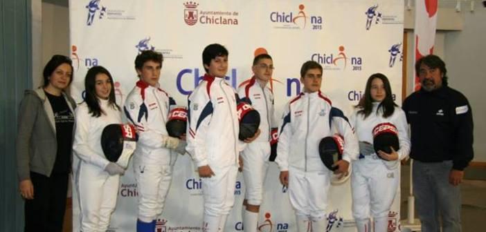Club de Esgrima Cepsa Huelva.