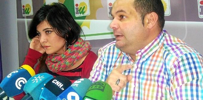 Ana Delgado y Rafael Sánchez.