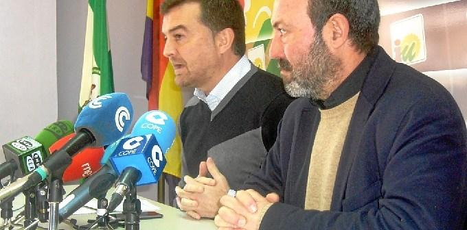 Antonio Maillo y Pedro Jimenez.