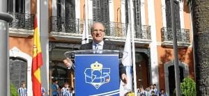 Izado bandera 125 aniversario Recre (3)