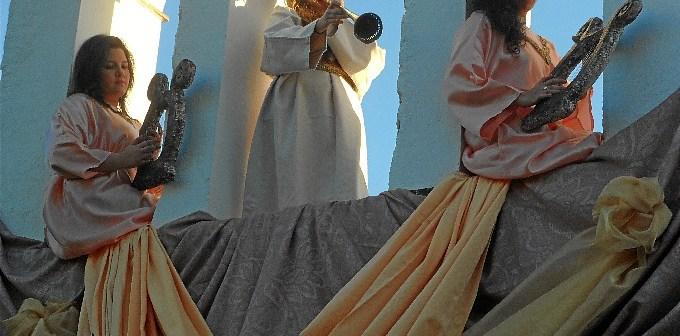 Escena en Linares de la Sierra.