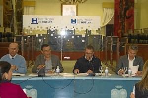 Pleno del Patronato Provincial de Turismo.