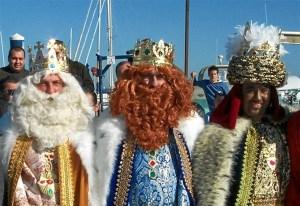 Reyes Magos en Lepe el pasado año.