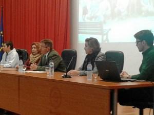 Bienvenida Erasmus 11.02.14