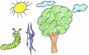 Dibujo de Yerai Garrido.