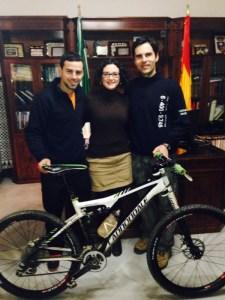 Equipo Paterna-bike.