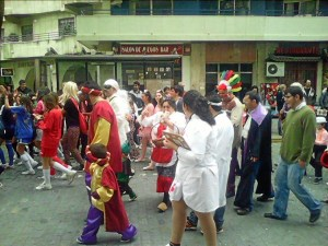 Cabalgata Carnaval Huelva 2014-11