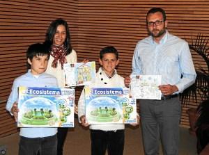 Entrega premios infantiles aqualia Valverde 2