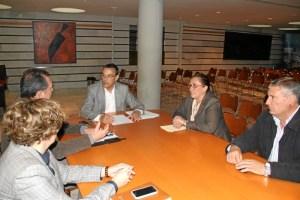 Reunion presidente con alcaldes de la Costa 01