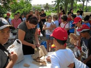 Campamento urbano Parque Moret (1)