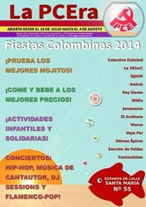 Cartel Colombinas Web