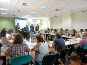 Clausura cursos LOs Rosales