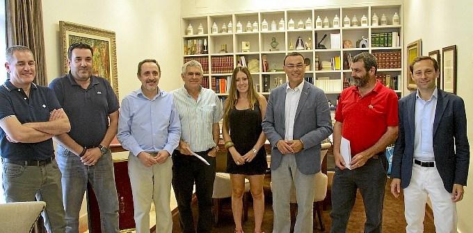 Firma convenio pfea ayuntamientos 1