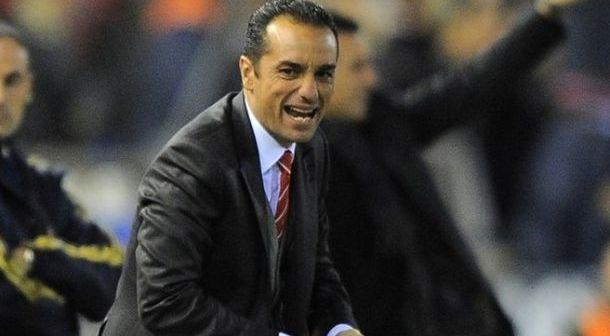 José Luis Oltra, técnico del Recreativo de Huelva.