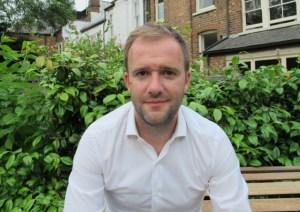 Simon Lowe, pregonero del 50 Trofeo Colombino.