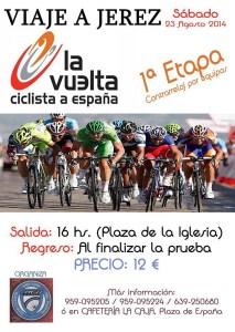 Viaje a Jerez de La Frontera con la Asociación Ciclista Onubense de San Juan del Puerto.