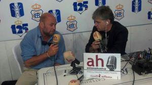 Pablo Comas entrevistado por Paco Morán.