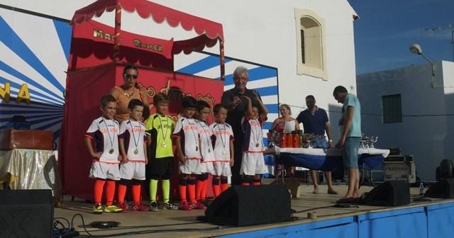 Campaña Verano Deporte en San Juan del Puerto.