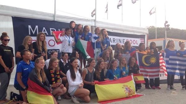 Selección Española de vela de 420.