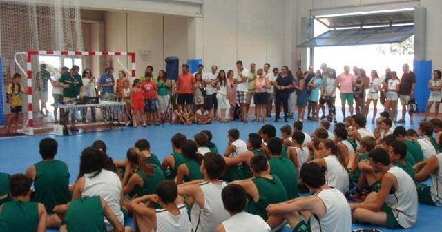 Clausura del II Campus EB Huelva.