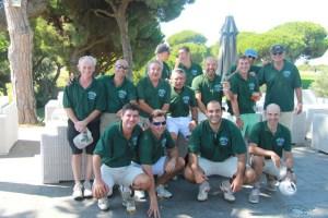 Torneo Broken golf en El Rompido.