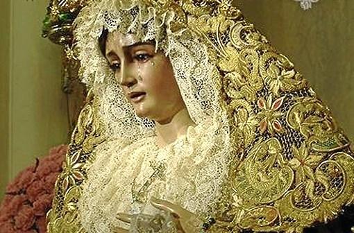 Virgen Esperanza Huelva