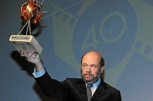 Pablo Comas, Presidente del Recre